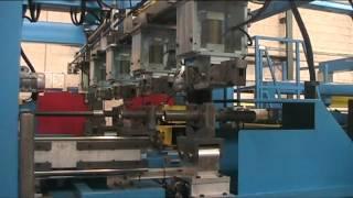Производство роликов конвейеров и гидроциллиндров 1(Линия для производства роликов конвейеров и гидроциллиндров, орбитальная резка http://imtt.ru/ http://vk.com/public40170093..., 2013-11-18T08:05:40.000Z)