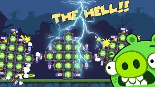 "Bad Piggies - ""THE DIAMOND METEOR"" - DIAMOND DESTROYER"