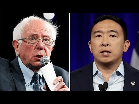 PBS Overview Of Dem Primary Completely Snubs Bernie, Yang & Tulsi