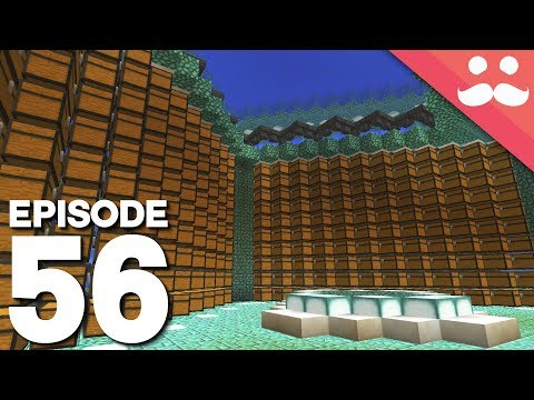 Hermitcraft 5: Episode 56 - MASS STORAGE...
