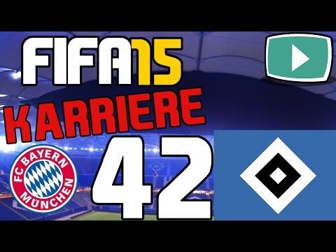 NORD-SÜD SPITZENSPIEL !! | Lets Play FIFA 15 Karrieremodus (Fc Bayern) [Deutsch] #42 [Ps4]