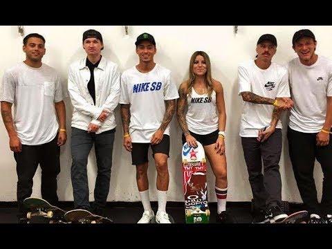 Polinizador Catastrófico volatilidad  NIKE SB ALLSTARS | Skateboarding 2017/2018 - YouTube