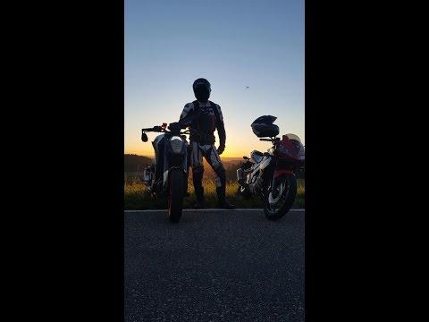 KTM Superduke 1290 Beast Action Bodensee