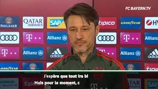 🇩🇪 Bayern Munich - Neuer déjà de retour 👍