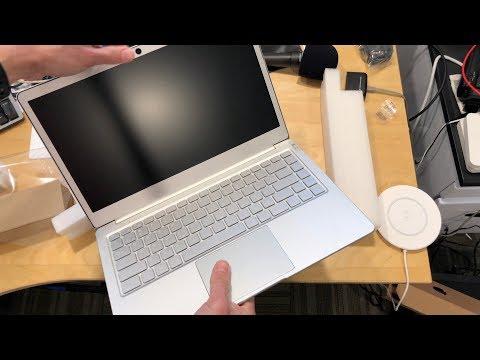 Jumper EZBook X4 Laptop Unboxing And Teardown