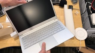 Jumper EZBook X4 Laptop Unboxing and Teardown