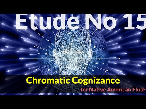 Native American Flute Etude No. 15 - Chromatic Cognizance