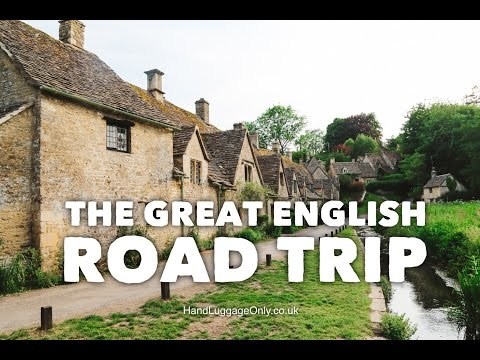 16 Places To See In The South of England || Road Trip DIaries!