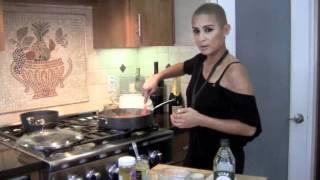 Veggie Burger: Curry And Quinoa!!