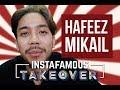 Instafamous Takeover x Hafeez Mikail   Kena Turun Tangga 44 Tingkat Weyhhh!