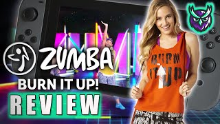 Zumba Burn It Up! Switch Review - Feel The Burn! (Video Game Video Review)