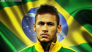 Neymar Jr ● Ready For Rio ● Brazil 2009-2016 HD