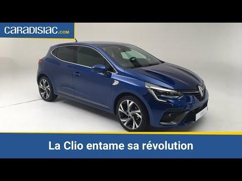 Renault Clio 5 : Le Début D'une Nouvelle ère