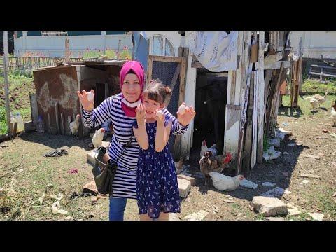 Samsun'un göbeğinde köy hayatı, Samsun gezisi, market alışverişi yaptık, ne kadar tuttu Kənd Həyatı