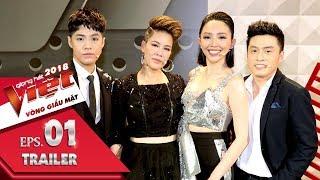[Trực tiếp 21h] The Voice : Giọng Hát Việt 2018 Tập 1 ( Mùa 5 ) Full HD