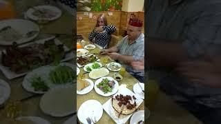 Хуньчунь. Ресторан Семья. Довольно вкусно...