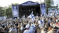 MM2019: Leijonien Kansanjuhla