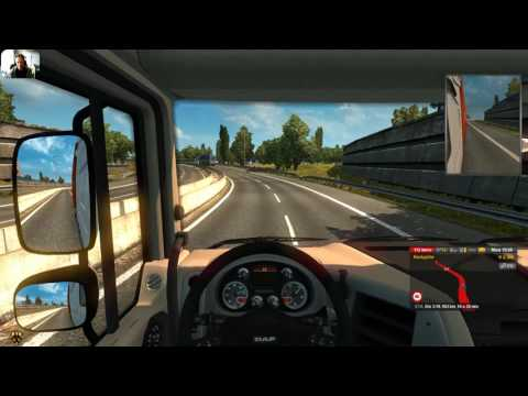 🔴MhaPro Map - ETS2 v1.27 Ep.1 Setup + first 2 quick jobs + D