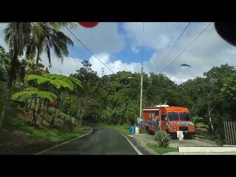Barrio Castaner,Lares a Adjuntas,Puerto Rico