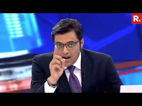 Republic EXPOSES #TukdeTukdeGang | The Debate With Arnab Goswami
