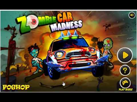 Zombie Car Madness (PC browser game)