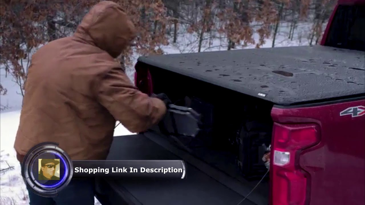 Gator Etx Soft Tri Fold Truck Bed Tonneau Cover Youtube