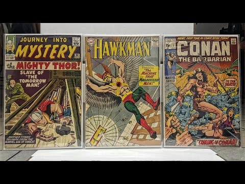 COMIC BOOK HAUL 51 (SILVER AGE KEY ISSUES, ETC.)