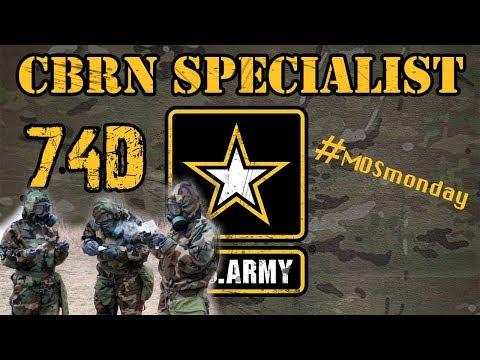 74D CBRN Specialist