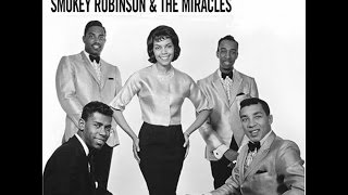 "HD#524. Smokey Robinson & The Miracles 1964 - ""Would I Love You"""
