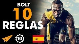 Las 10 Reglas Para el Éxito de Usain Bolt (Doblaje)
