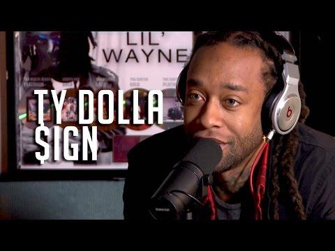 TY Dolla $ign talks New Crush + Working w/ Kanye West!