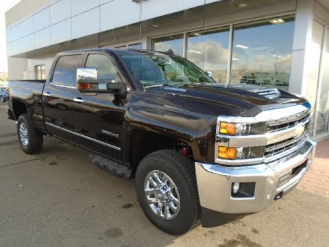 2018 Chevrolet Silverado Hd Duramax Diesel Review
