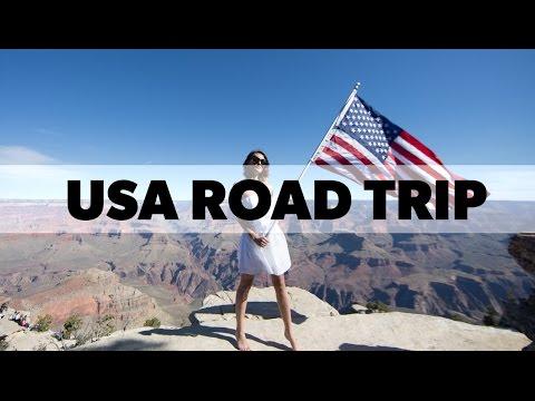 USA ROAD TRIP - LOS ANGELES, EL MATADOR & VEGAS