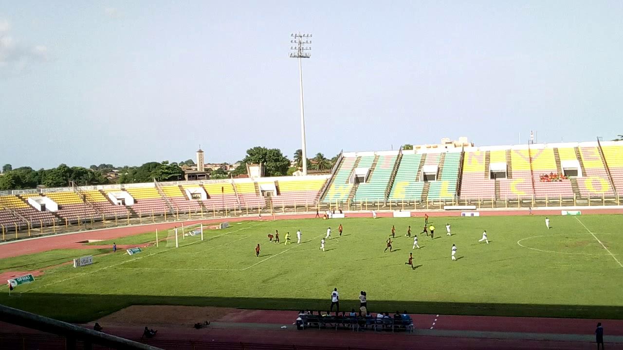 Vitalor Ligue 1. Dragons FC vs ASVO. Trinité Singbo