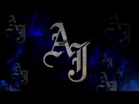 AJ Styles Entrance