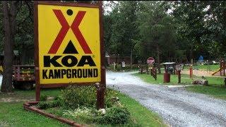 Harrisonburg / Shenandoah VaĮley KOA Campground