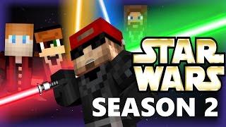 Star Wars: Season 2 (Minecraft Roleplay) Ep 1 - 10