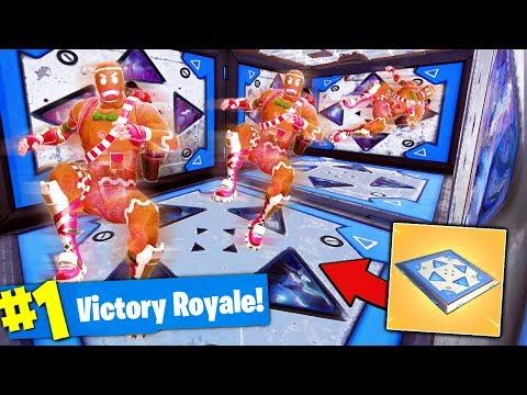 NEVER-ENDING *BOUNCER BOX* in Fortnite Battle Royale