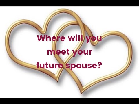 Where will you meet your future spouse?? - Astrology gives