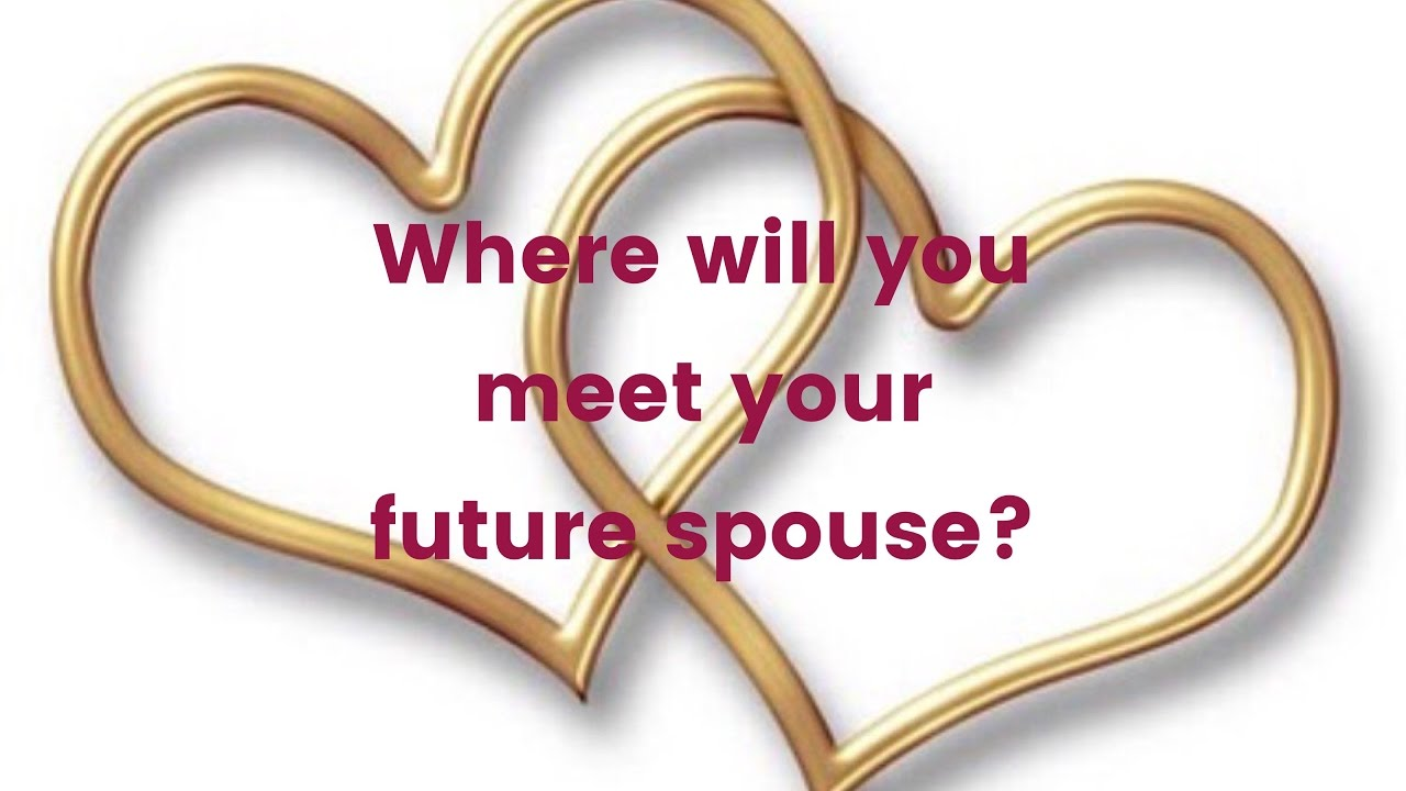 Where will you meet your future spouse?? - Astrology gives you the answer