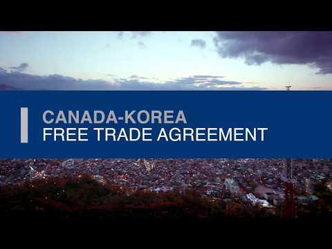 Canada-Korea Free Trade Agreement