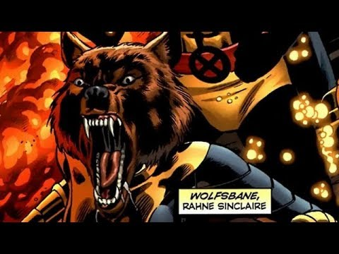 Who in the World is Wolfsbane?