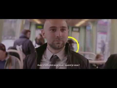 U'GO, l'application mobile de la Compagnie des transports Strasbourgeois