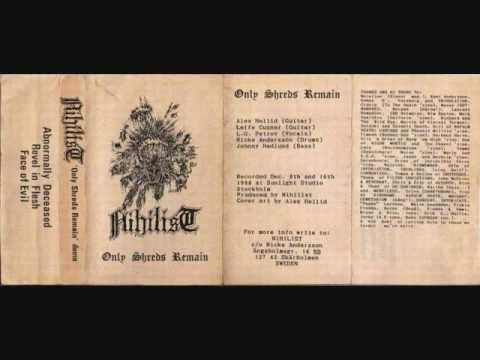Nihilist - Revel In Flesh