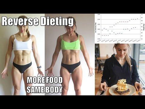 Reverse diet | UPDATE 14 weeks post-diet