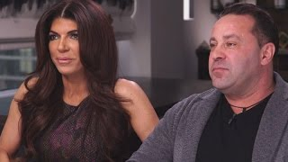 EXCLUSIVE: Teresa and Joe Giudice on How They'll Stay Close While He's in Prison