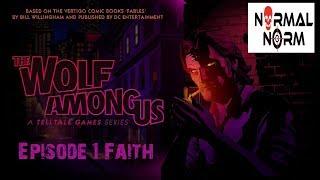 The Wolf Among Us -  EP1 Faith (4k)