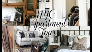 NEW NYC APARTMENT TOUR | Easy Decor Ideas