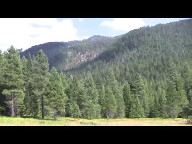 Moose Creek & Selway-Bitterroot Wilderness 2014