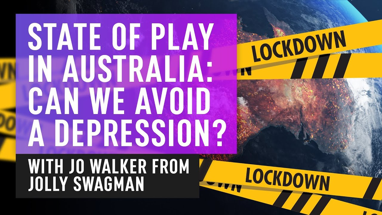 🎬 Nugget's News: State Of Play In Australia With Joseph Walker Of The Jolly Swagman Podcast